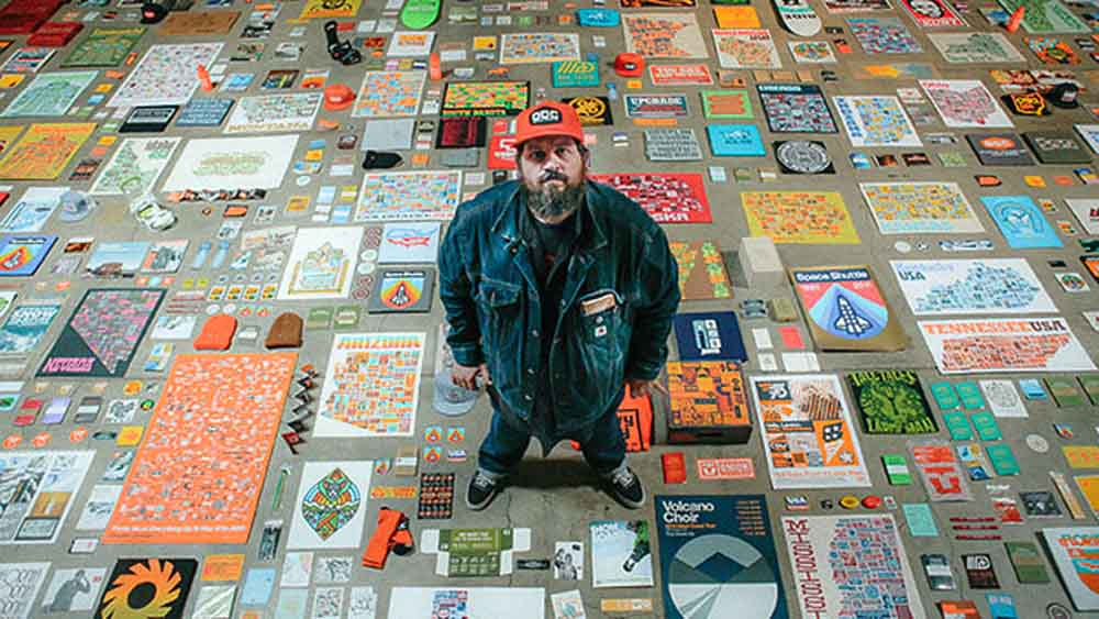 Aaron Draplin & The Art of the Side Hustle